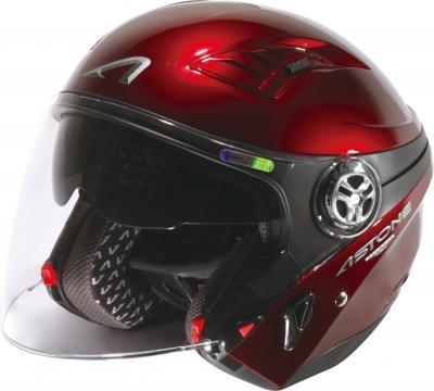 DJ10C(610A)四分之三安全帽(可加裝下巴)