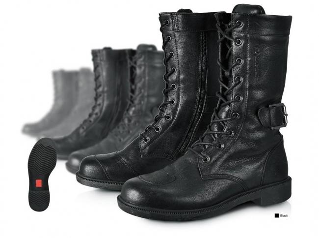 【EXUSTAR】街車騎士靴 E-SBT133