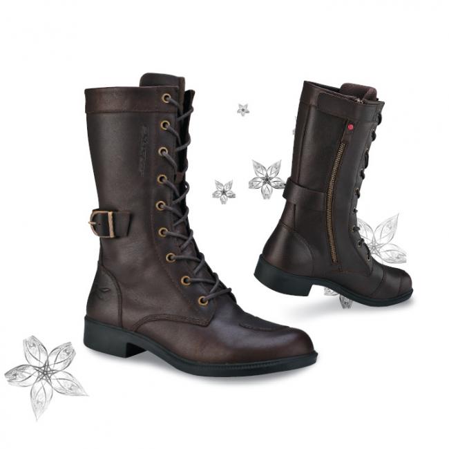 【EXUSTAR】女用重機車靴 E-SBT123L(OUTLET出清商品)