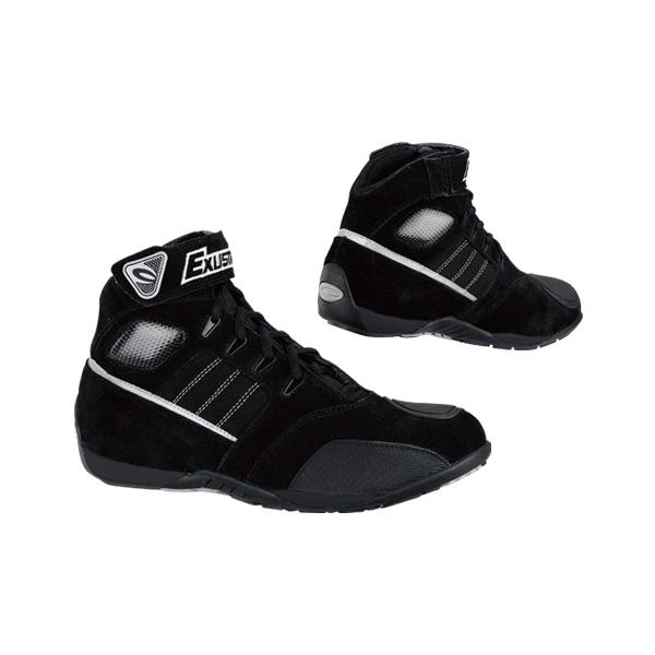 【EXUSTAR】街車騎士靴 E-SBT130