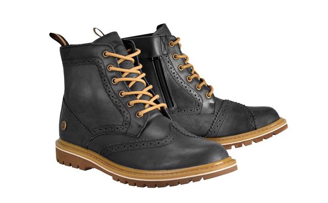 【EXUSTAR】防摔車靴 SBT106-BK