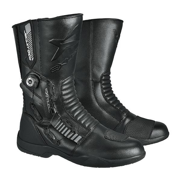 【EXUSTAR】防潑水長筒車靴 E-SBT1121W