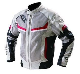 RS001 騎士夾克 (紅)