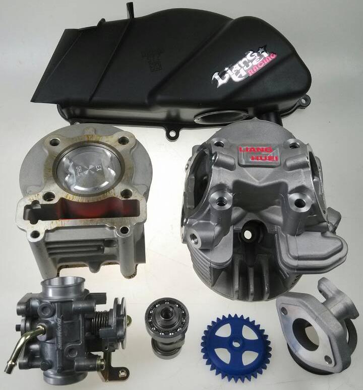 勁戰  58.5引擎套件