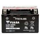 【YUASA】YTX7A-BS電瓶