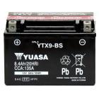 【YUASA】YTX9-BS電瓶