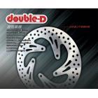 【Double-D】200mmx3.5 固定碟盤