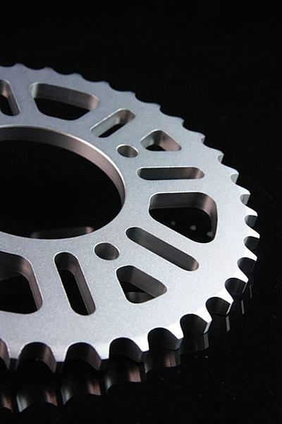 7075 T6 鋁合金齒輪盤 野狼專用(40T)