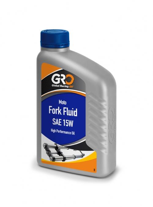 FORK FLUID 15W 前叉油(一箱12罐)