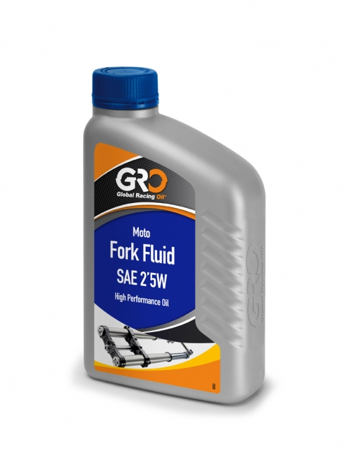 FORK FLUID 2.5W 前叉油(一箱12罐)