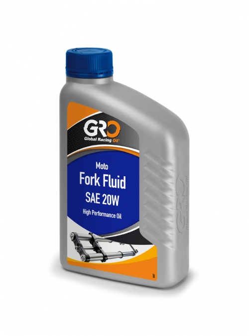 FORK FLUID 20W 前叉油(一箱12罐)