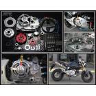【SMR(猿友)】SMR CNC 6片式乾式離合器組 (油壓版)