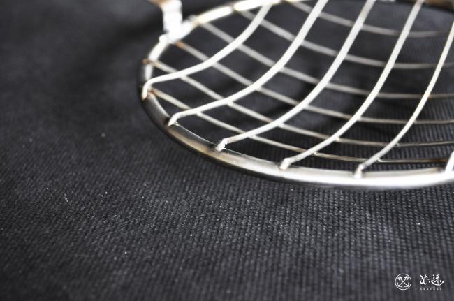5.5吋不銹鋼大燈燈網(金屬原色)