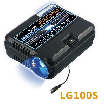 LG100S 12V打氣機+補胎套件