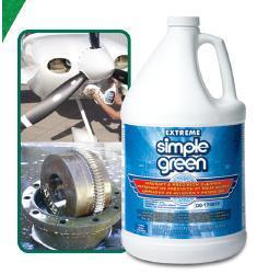【SIMPLE GREEN】頂極航太多功能環保清潔劑(1加侖包裝)3.79L 4罐/箱