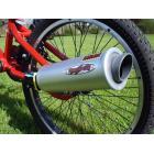 【Louis】腳踏車渦輪排氣管