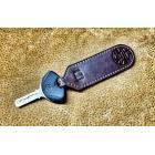 【DK design 達卡設計】RnineT 手造牛革鑰匙牌