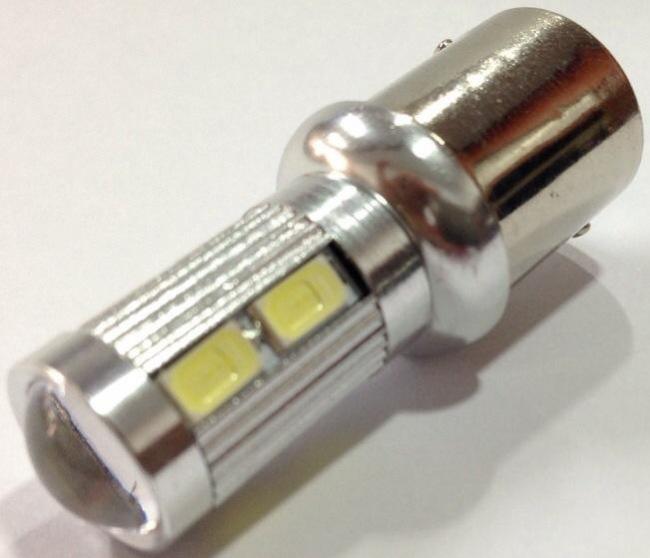 【PNS】G18 魚眼燈泡 (10顆5630) - 「Webike-摩托百貨」