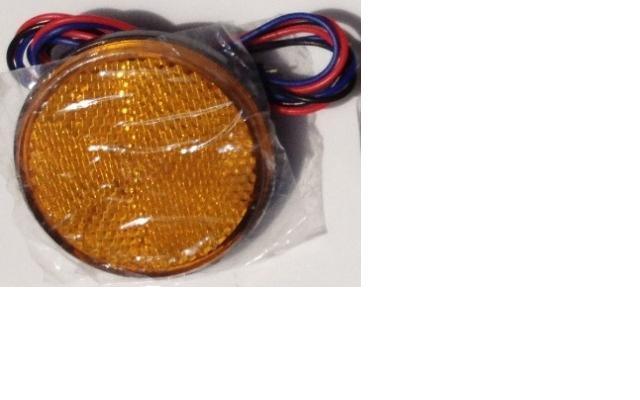 【PNS】圓反光警示LED燈片