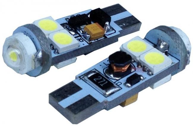 T10 燈泡 (10顆5630)
