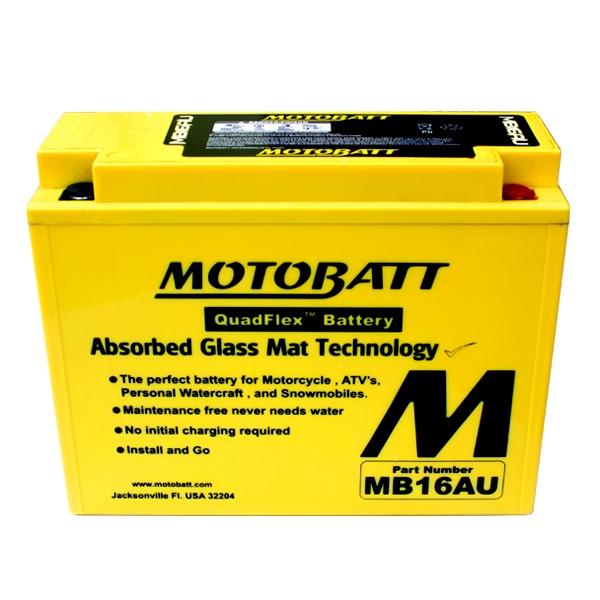 AGM 閥控式強效電池-MB16AU