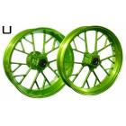 【WUKAWA(武川)】鋁合金鍛造輪圈 U 款