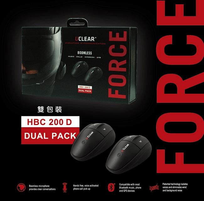 【UCLEAR】無線藍芽-通訊耳機組(雙包裝)