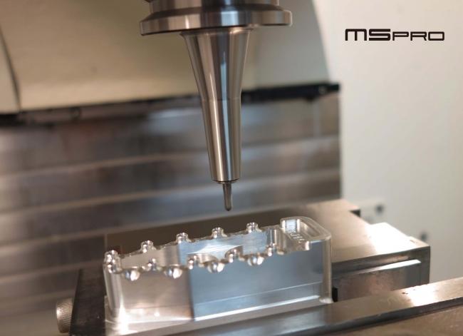 【MS PRO】MS PRO series Truimph T100 專用CNC 腳踏組