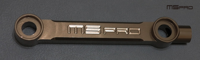 MS PRO series KAWASAKI ZRX 1200 CNC 油軌
