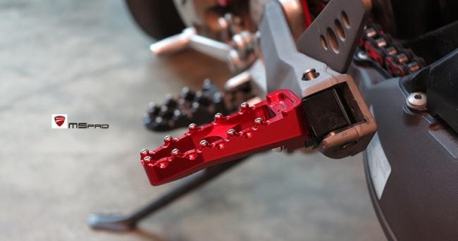 【MS PRO】MS PRO series DUCATI車系專用CNC前後腳踏組