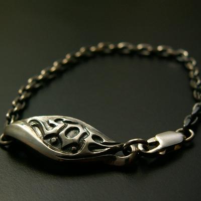 S.O.F  Logo  Bracelet 手環