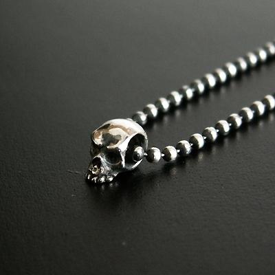 Rolling Skull  Baby 項鍊