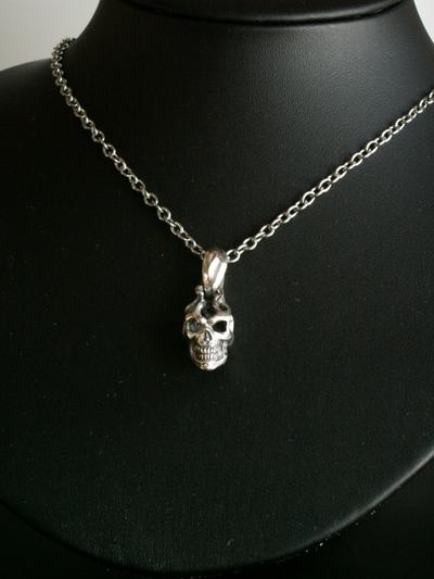 【S.O.F】Rolling  Skull 3 項鍊