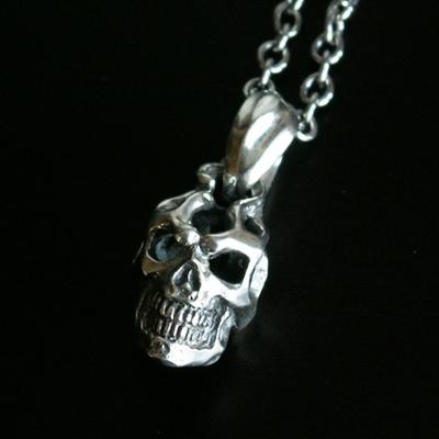 Rolling  Skull 3 項鍊