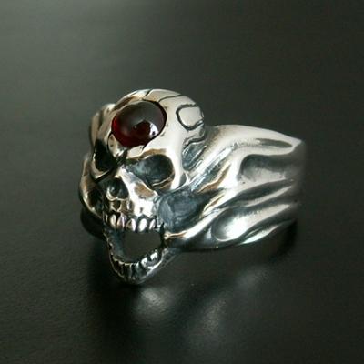 Fire Skull  No,2 戒指