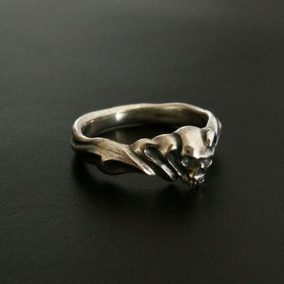【S.O.F】Skullvine 戒指 - 「Webike-摩托百貨」