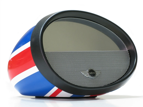 【iui Design】iUi Mirror Boombox 無線藍牙喇叭  - 「Webike-摩托百貨」