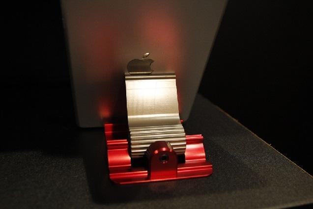 鋁合金手機支撐座