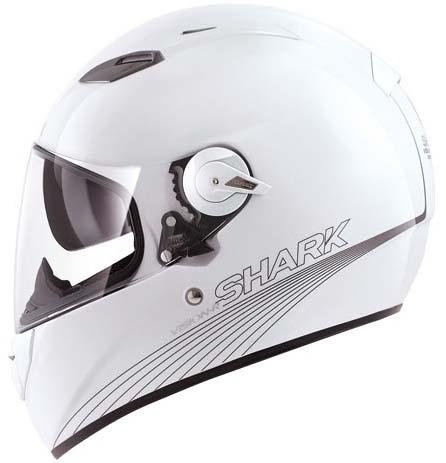 VISION-R BLANK WHU 全罩式安全帽