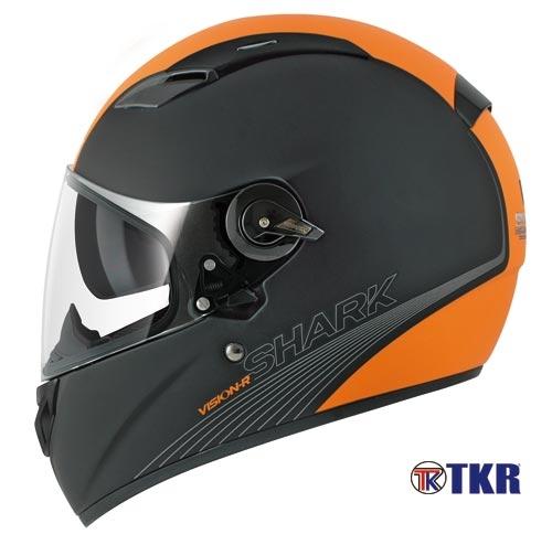 VISION-R BECOOL MAT KOS 全罩式安全帽