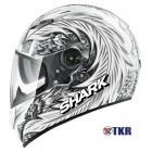 【SHARK】VISION-R MYTH WKS 全罩式安全帽