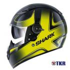 【SHARK】VISION-R HIGH VISIBILITY KLU 全罩式安全帽