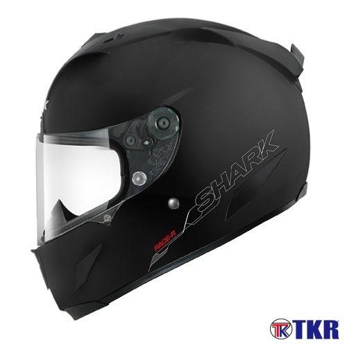 RACE-R PRO BLANK MAT KMA 全罩式安全帽