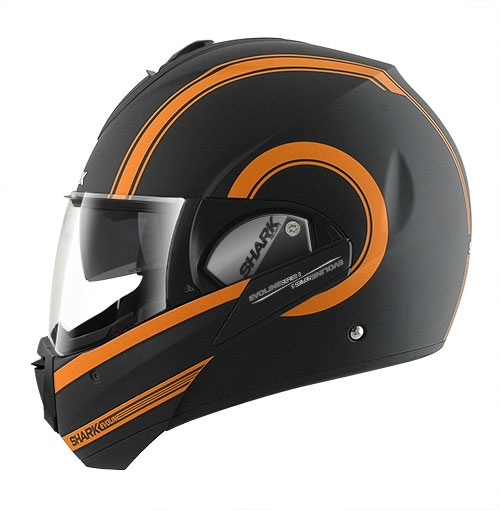 EVOLINE S3 MOOVIT MAT KOK 可掀式安全帽