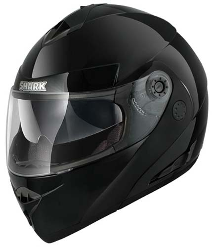 OPENLINE PRIME PRE-PIN BLK 可掀式安全帽