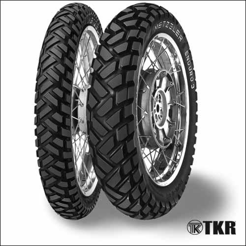 Enduro 3 Sahara [130/80 R17] 輪胎