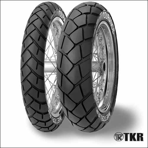 Tourance (前輪) [110/80 R19] 輪胎