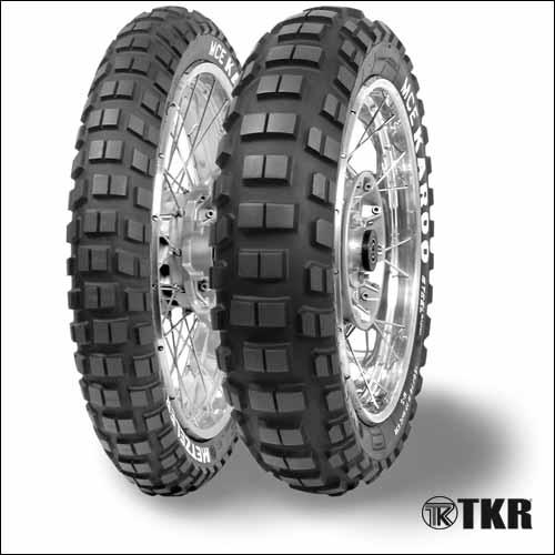 MCE Karoo T (前輪) [90/90 R21] 輪胎