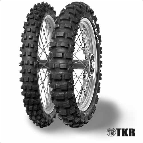 MCE 6 Days Extreme [140/80 R18] 輪胎