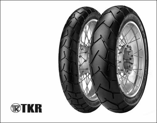 Tourance EXP (前輪) [110/80  R19] 輪胎